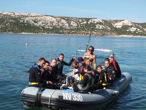 PADI Haladó nyíltvízi, Advanced Open Water Diver